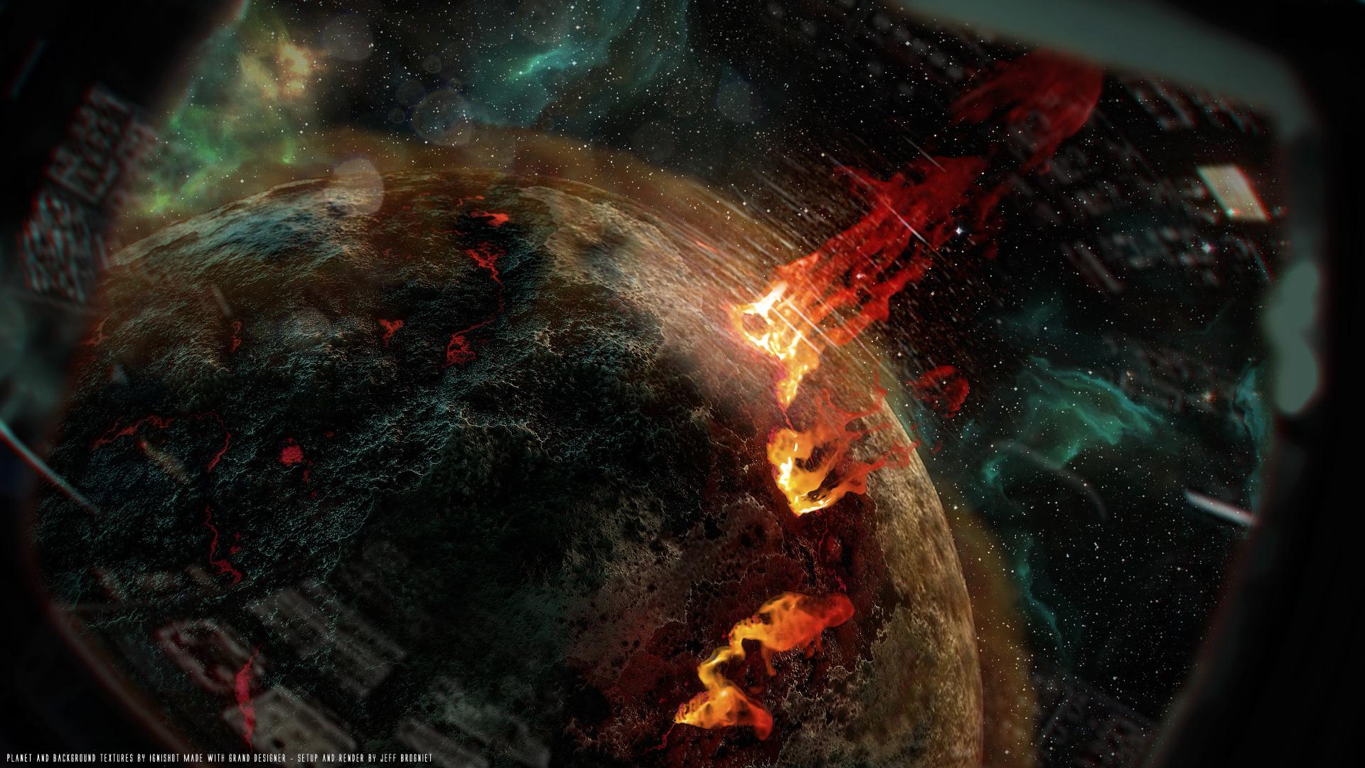 Tool]Grand Designer, the procedural universe generator