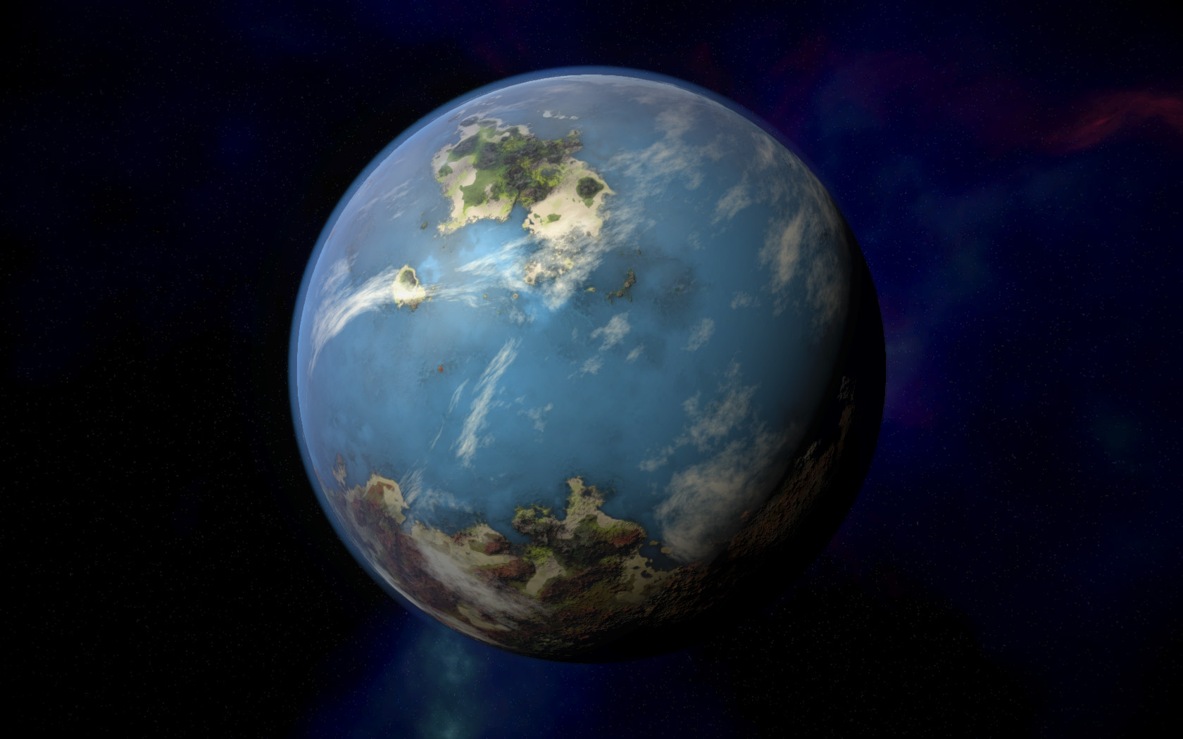 terrestrial planets have moons - photo #15